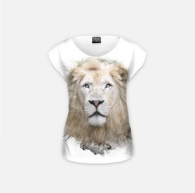 Zwierzęce wzory na koszulkach i kubkach