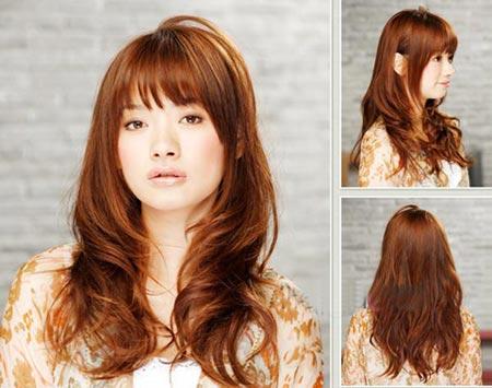 Miptaul World's: Gaya Rambut Wanita Jepang