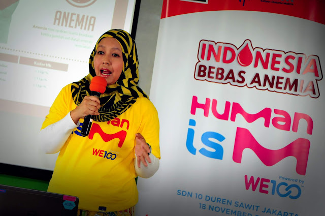 PT. Merck, Tbk - Indonesia Bebas Anemia