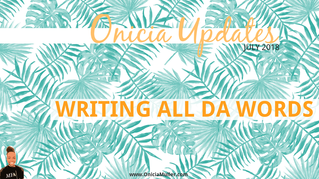 Onicia Muller Newsletter