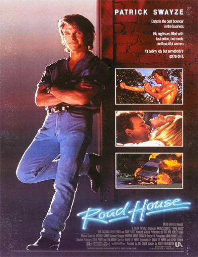 Ver El duro (Road House) (1989) Online