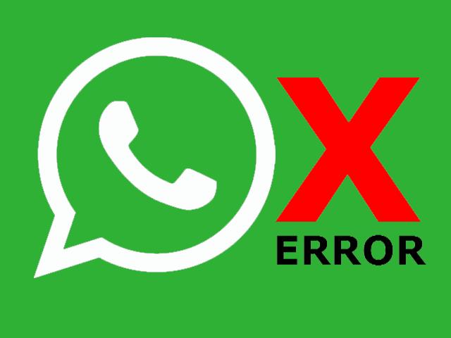 Cara memperbaiki aplikasi whatapp error sayangnya telah berhenti
