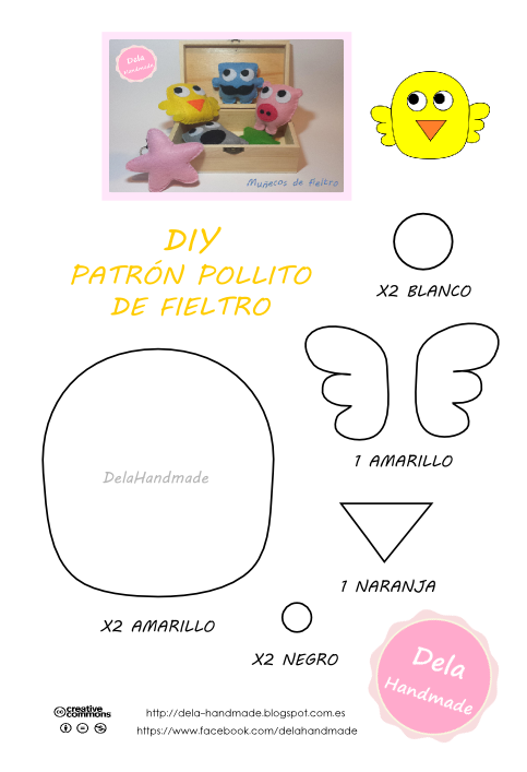 "<img src=""<Plantilla muñeco fieltro pollito.png"" alt=""Patrón pollito de fieltro"">."