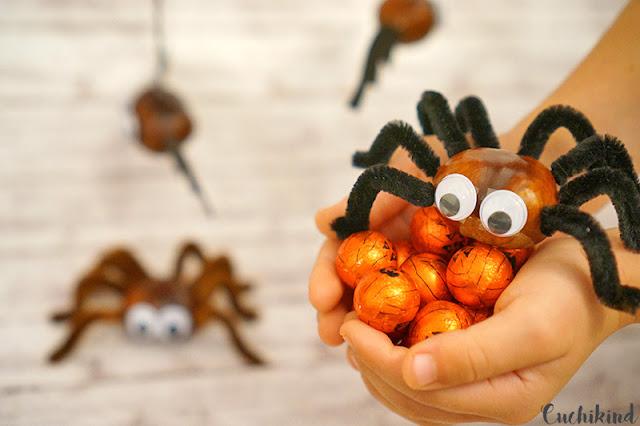 Basteln für Halloween