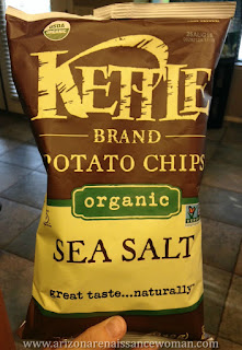 Organic Potato Chips for Fried Tilapia Crust