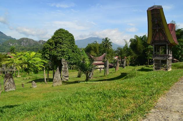 Kawasan Situs Cagar Budaya Rante Karassik Rantepao Toraja Utara || JelajahSuwanto