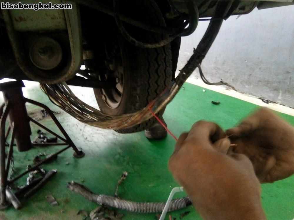 Wiring Harness Mitsubishi Colt T 120 Ss Problem Dunia Otomotif Id