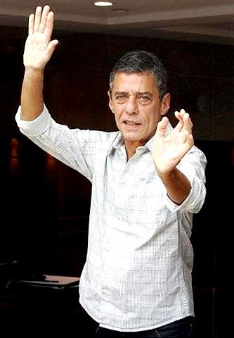 Foto de Chico Buarque más anciano