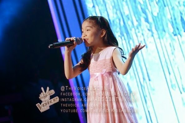 Watch Darlene Vibares performed 'Sana'y Wala Ng Wakas' on Power Ballad Rounds of The Voice Kids PH Finale