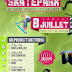 LE SKATE PARK: ON L'INAUGURE SAMEDI  8 JUILLET 2017!