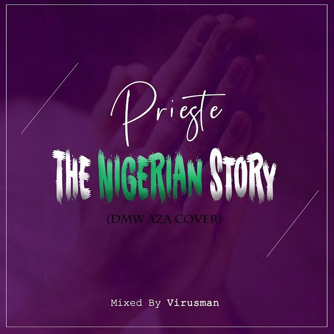 Prieste - The Nigerian Story (Aza Cover)