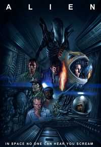 Alien (1979) Full Movie Download Hindi - English Dual Audio 400mb BluRay
