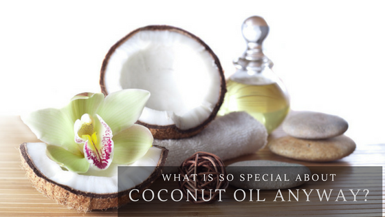 Coconut Oil: why it is useful