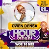 DJ OWEN DENSA ON HOUR OF THE DJ - HOSTED BY; DJ EMSI FLYBOKOE