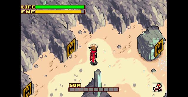 Boktai 2: Solar Boy Django - Español - Captura 4