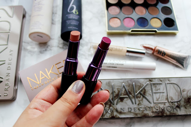 Urban Decay Matte Revolution Lipstick Review