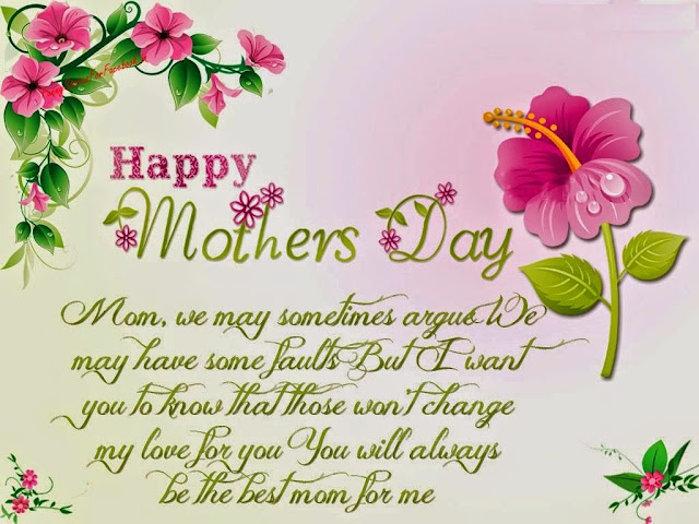 happy mother day to my sister poem