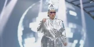 Φοβερή μεταμφίεση από την Αση Μπήλιου -Ντύθηκε «ζίμπεν ζίμπεν άι λου λου» [βίντεο]