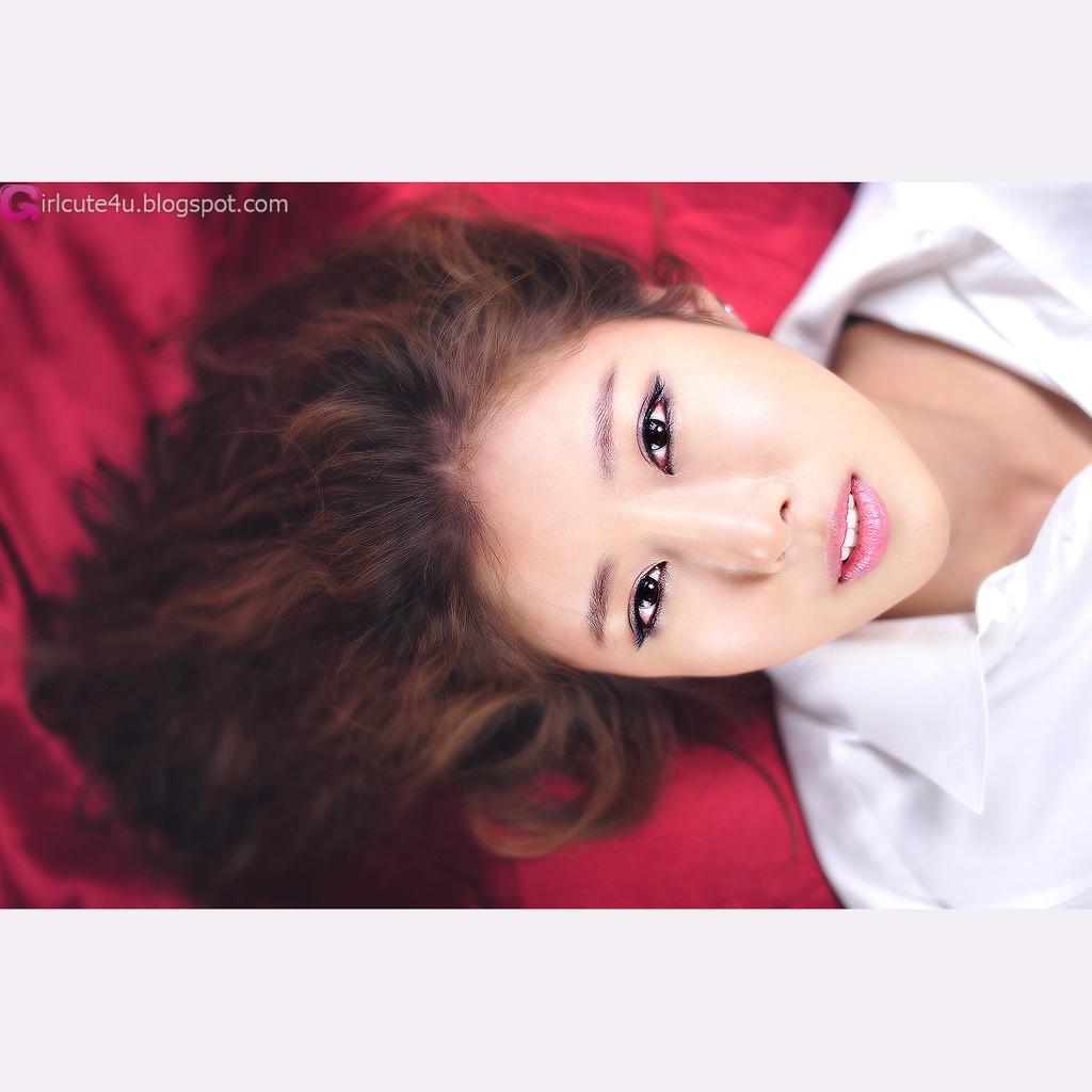 Xxx Nude Girls Cheon Bo Young - White Wet-7601