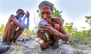 Bushmen Namibia