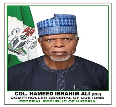 Hameed Ali, Comptroller-General Nigeria Customs Service (NCS