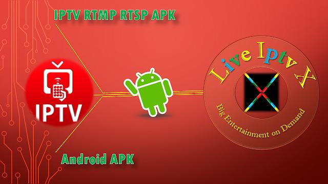 IPTV RTMP RTSP APK