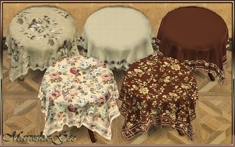 Furniture Set Sims The Sims 4 Custom Content Evening Falls