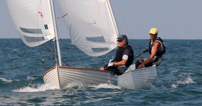 Gli atleti del circolo della vela mestre al campionato italiano di monfalcone per la classe dinghy 12'