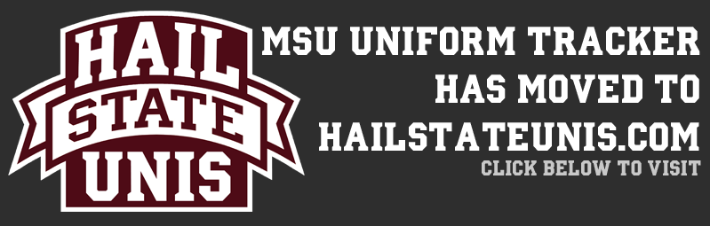 a5d84e76d0f Mississippi St. Football Uniform Tracker