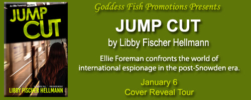 Cover Reveal: Jump Cut by Libby Fischer Hellmann