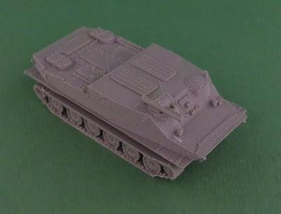 OT62 TOPAS Amphibious Armoured Personnel Carrier picture 8