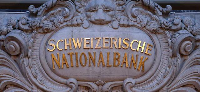 Banco Central Suizo y economia