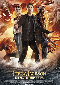 Download Percy Jackson e o Mar de Monstros BDRip Dublado (AVI e RMVB)
