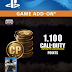 Call of Duty (COD) Infinite Warfare - 1100 Points PS4 UK