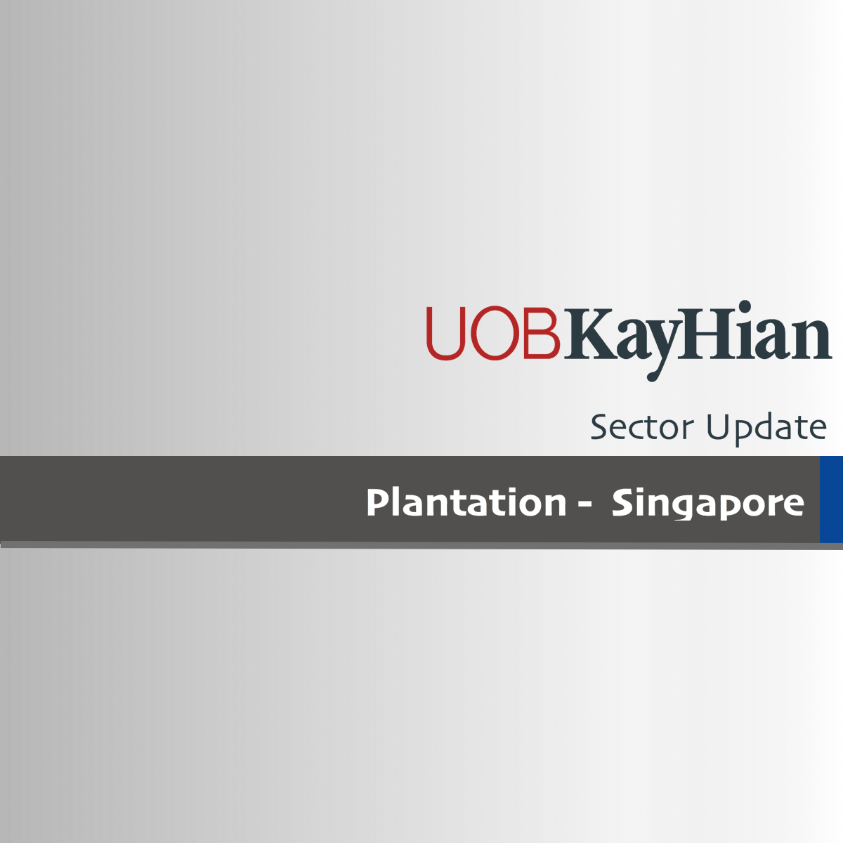 Plantation - UOB Kay Hian 2016-11-22: 3Q16 Results Review ~ Pick-up In Production Supports Performance