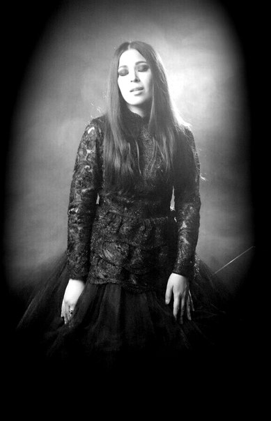 Ladies of Metal: Gulnaz Bagirova (Aq Bure, Amederia), Ladies of Metal, Gulnaz Bagirova, Aq Bure, Amederia