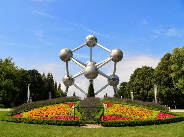 Atomium-Bélgica-Bruxelas-Belgium