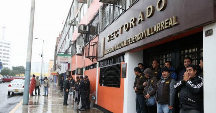 UNFV: Universidad Villarreal inicia proceso de licenciamiento ante Sunedu - www.unfv.edu.pe