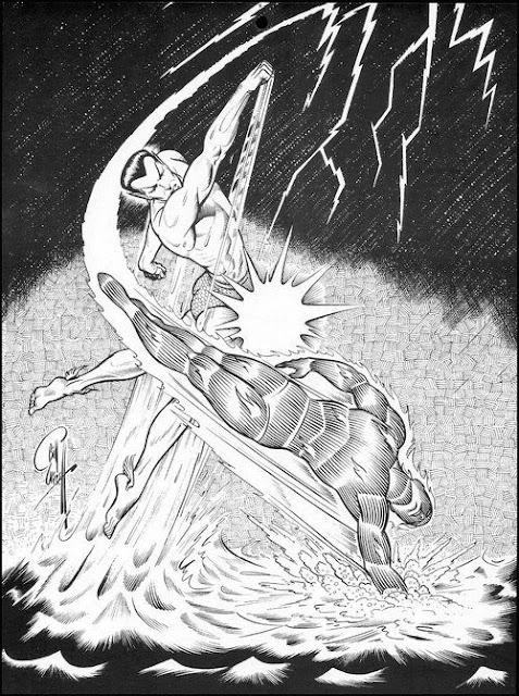 Favorite Comic Artist Countdown #8 - Bill Everett!