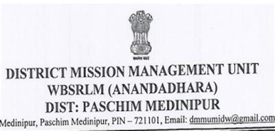Govt. Of West Bengal District Mission Management Unit Recruitment