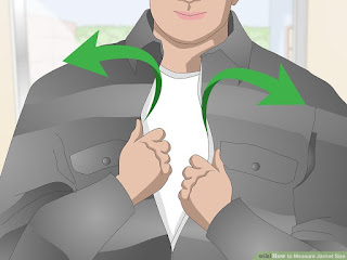 Cara Mudah Mengukur Jaket untuk Anda
