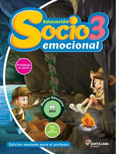 Educación Socioemocional 3- tercer grado - primaria - nuevo modelo educativo