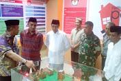 Bupati Hadiri Launching Rumah Pintar Pemilu KPU Selayar