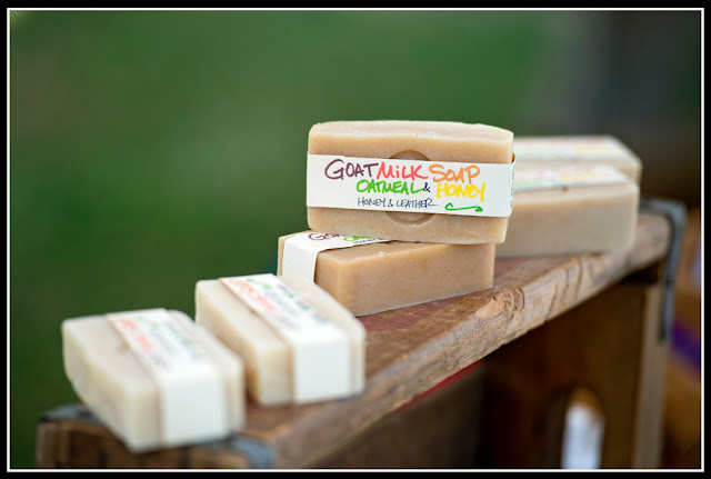 Northside Farmers Market; Soap