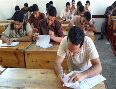 امتحان اللغة العربية لثانية ثانوي