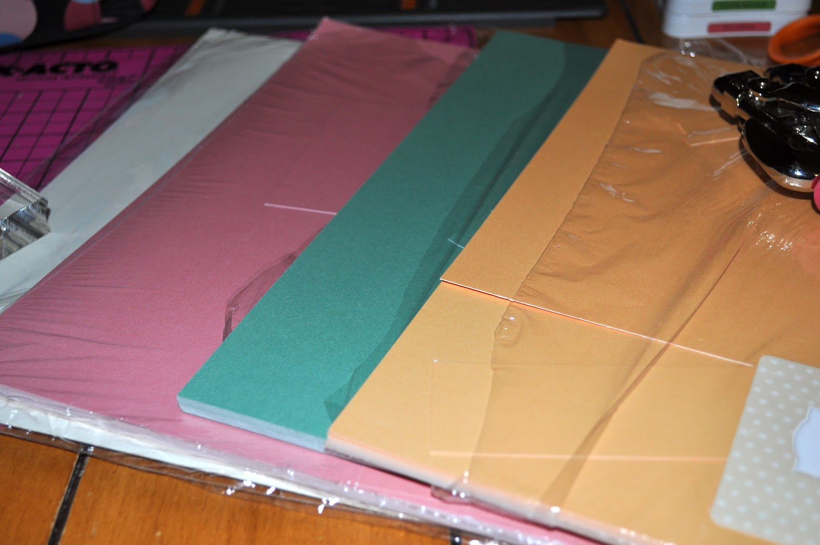 You Will Need A Few Different Colors Of Cardstock For The Best Color Combinations Choose At Least Three Colored Sheets And One Neutral Sheet