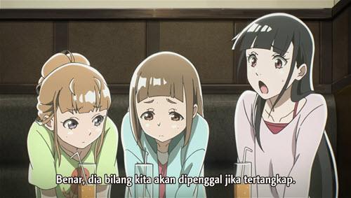 Sora yori mo Tooi Basho Episode 02 Subtitle Indonesia