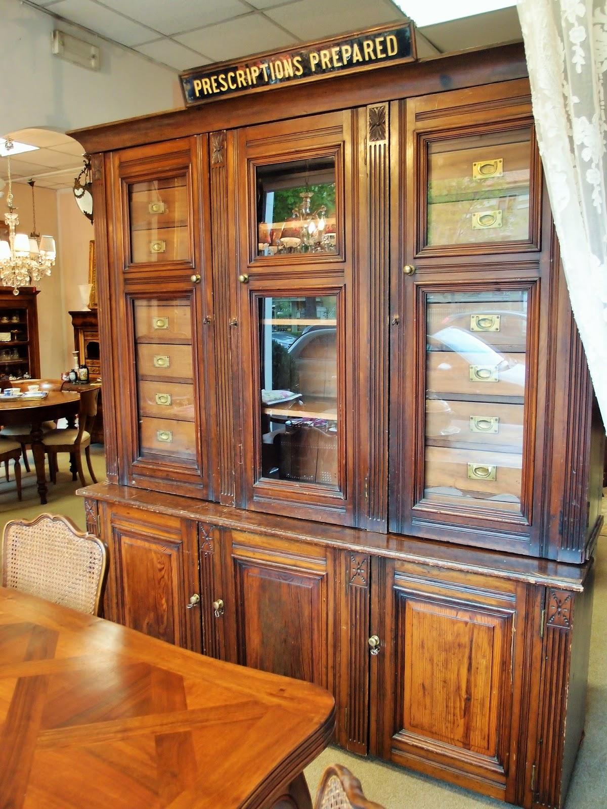 Mobili antichi da farmacia - Antichità Bellini