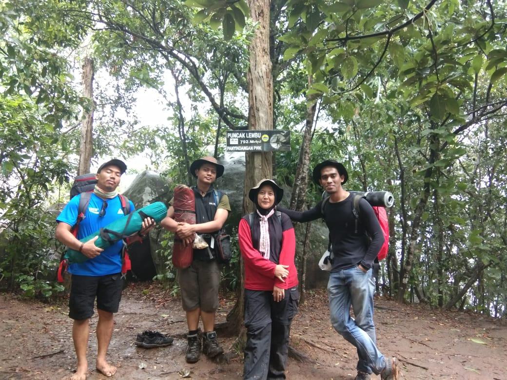 Camping Ceria Ke Gunung Lembu Purwakarta An Explorer