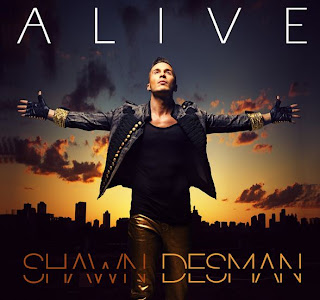 Shawn Desman Album Alive